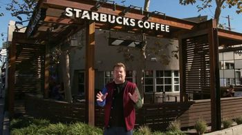 Starbucks TV Spot, 'Starbucks Theater: James Corden'