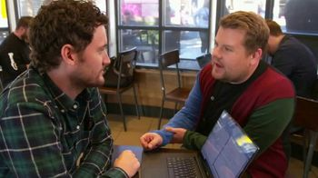 Starbucks TV Spot, 'Starbucks Theater: James Corden' - Thumbnail 5