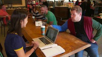 Starbucks TV Spot, 'Starbucks Theater: James Corden' - Thumbnail 7