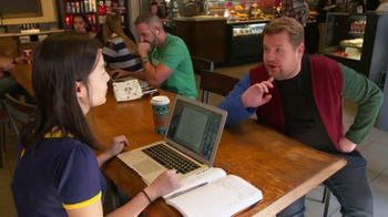 Starbucks TV Spot, 'Starbucks Theater: James Corden' - Thumbnail 8