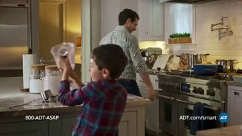 ADT TV Spot, 'Holiday Catering Service' - Thumbnail 1