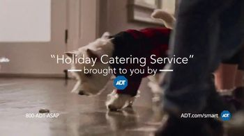 ADT TV Spot, 'Holiday Catering Service' - Thumbnail 9