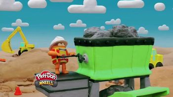Play-Doh Wheels TV Spot, 'What Will You Build?'