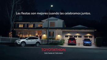Toyota Toyotathon TV Spot, 'Letter' [Spanish] [T1] - Thumbnail 10