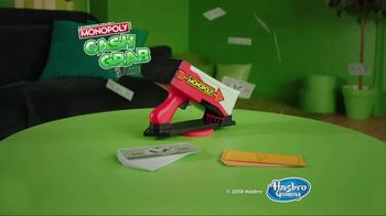 Monopoly Cash Grab Game TV Spot, 'Scheme Your Way to Victory' - Thumbnail 7