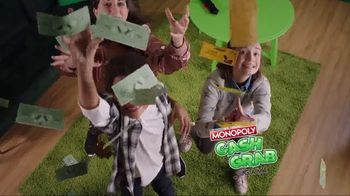 Monopoly Cash Grab Game TV Spot, 'Scheme Your Way to Victory' - Thumbnail 1