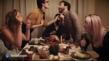 BottleKeeper TV Spot, 'Just Another Holiday Dinner!'