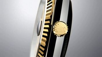 Rolex Datejust 41 TV Spot, 'Details'