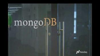 NASDAQ TV Spot, 'mongoDB'