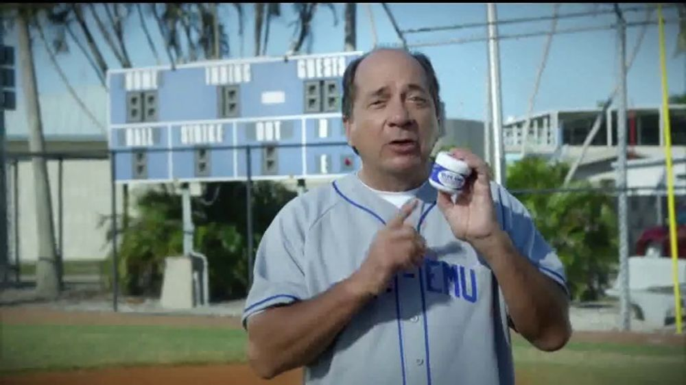 Blue-Emu Pain Relief Spray TV Commercial, 'Home Run' Featuring Johnny Bench