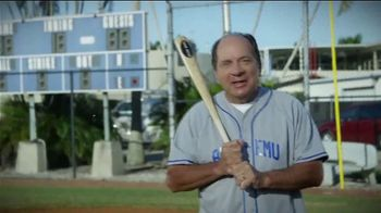 Blue-Emu Pain Relief Spray TV Spot, 'Home Run' Featuring Johnny Bench - Thumbnail 1
