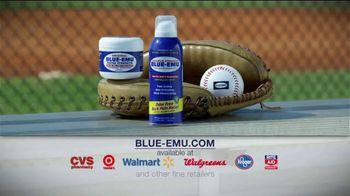 Blue-Emu Pain Relief Spray TV Spot, 'Home Run' Featuring Johnny Bench - Thumbnail 6