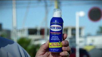 Blue-Emu Pain Relief Spray TV Spot, 'Home Run' Featuring Johnny Bench - Thumbnail 2