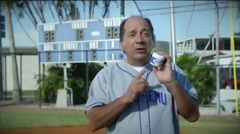 Blue-Emu Pain Relief Spray TV Spot, 'Home Run' Featuring Johnny Bench - 1685 commercial airings