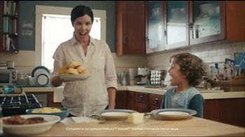 Pillsbury Grands! Southern Homestyle Biscuits TV Spot, 'Wide Eyes' - Thumbnail 7