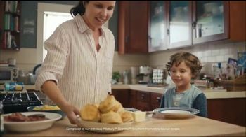 Pillsbury Grands! Southern Homestyle Biscuits TV Spot, 'Wide Eyes' - Thumbnail 8
