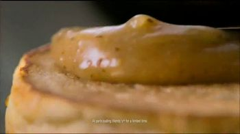 Wendy's Bacon Maple Chicken Sandwich TV Spot, 'National Maple Syrup Day' - Thumbnail 9