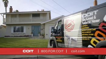 COIT TV Spot, 'Trusted by Families: 40 Percent'