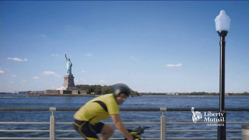 Roadside Assistance State Farm >> Liberty Mutual TV Commercial, 'Customizable Insurance ...