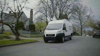 Ram Trucks Commercial Van Season TV Spot, 'Rely on Us' [T2] - Thumbnail 1