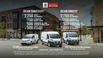 Ram Trucks Commercial Van Season TV Spot, 'Rely on Us' [T2] - Thumbnail 9