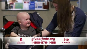 St. Jude Children's Research Hospital TV Spot, 'Giving Hope'