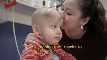St. Jude Children's Research Hospital TV Spot, 'Giving Hope' - Thumbnail 2