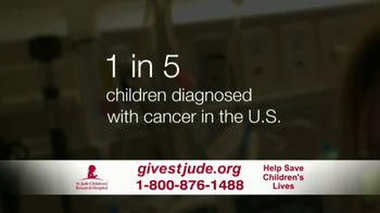 St. Jude Children's Research Hospital TV Spot, 'Giving Hope' - Thumbnail 3