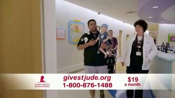 St. Jude Children's Research Hospital TV Spot, 'Giving Hope' - Thumbnail 5