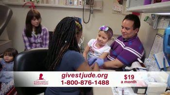 St. Jude Children's Research Hospital TV Spot, 'Giving Hope' - Thumbnail 6