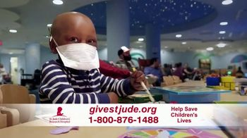 St. Jude Children's Research Hospital TV Spot, 'Giving Hope' - Thumbnail 9