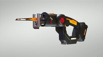 Worx Axis TV Spot, 'Converts in Seconds'