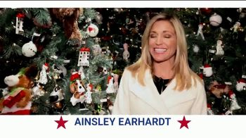 Fox Nation TV Spot, 'Ainsley's Holiday Special' Featuring Ainsley Earhardt - Thumbnail 2