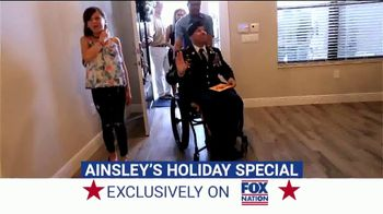 Fox Nation TV Spot, 'Ainsley's Holiday Special' Featuring Ainsley Earhardt - Thumbnail 5