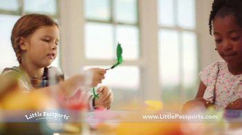 Little Passports TV Spot, 'Curious Kids' - Thumbnail 8