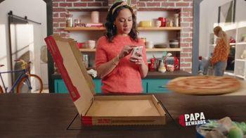 Papa Rewards TV Spot, 'Earn Points Faster: Free Cheesesticks' - Thumbnail 2