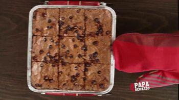Papa Rewards TV Spot, 'Earn Points Faster: Free Cheesesticks' - Thumbnail 5