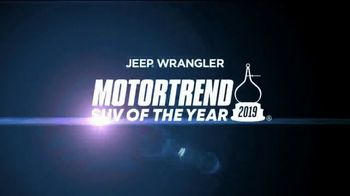 Jeep Big Finish Event TV Spot, 'Warmed Up' [T2] - Thumbnail 7