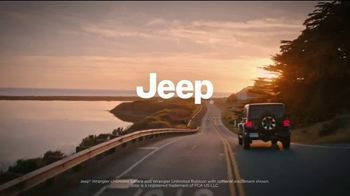 Jeep Big Finish Event TV Spot, 'Warmed Up' [T2] - Thumbnail 8