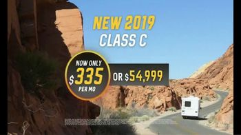 Camping World Outdoorbusters TV Spot, '2019 Class C'