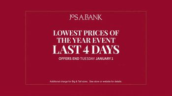 JoS. A. Bank Lowest Prices of the Year Event TV Spot, 'Save Up to 85%' - Thumbnail 5