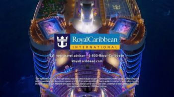 Royal Caribbean Cruise Lines TV Spot, 'Start Wandering: 60 Percent Off' Song by Mapei - Thumbnail 10