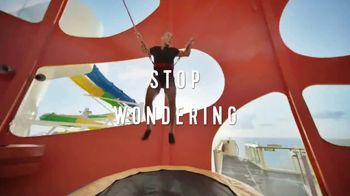 Royal Caribbean Cruise Lines TV Spot, 'Start Wandering: 60 Percent Off' Song by Mapei - Thumbnail 4