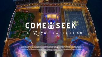 Royal Caribbean Cruise Lines TV Spot, 'Start Wandering: 60 Percent Off' Song by Mapei - Thumbnail 9