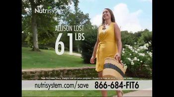 Nutrisystem FreshStart TV Spot, 'Favorite Foods Made Healthier'