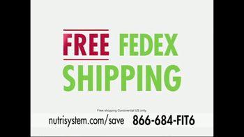 Nutrisystem FreshStart TV Spot, 'Favorite Foods Made Healthier' - Thumbnail 9