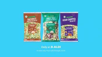 ALDI TV Spot, 'Tricks: Chopped Salad Kits' - Thumbnail 9
