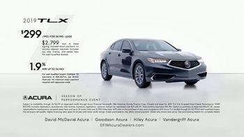 Acura Season of Performance Event TV Spot, '2019 TLX' [T2] - Thumbnail 7