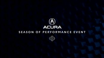 Acura Season of Performance Event TV Spot, '2019 TLX' [T2] - Thumbnail 1
