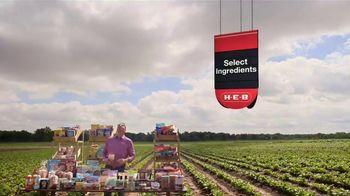 H-E-B TV Spot, 'Select Ingredients' - Thumbnail 10